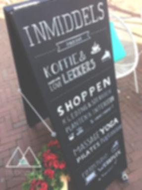 Krijtbord InMiddels