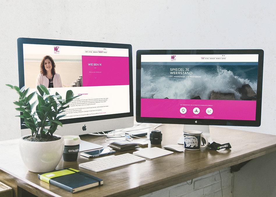 website otwerp, vormgeving, duidelijke website, moderne website