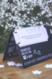 Trouwkaart - ticket