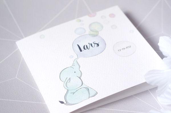 Geboortekaartje, ontwerp, grafisch ontwerp, zeeland