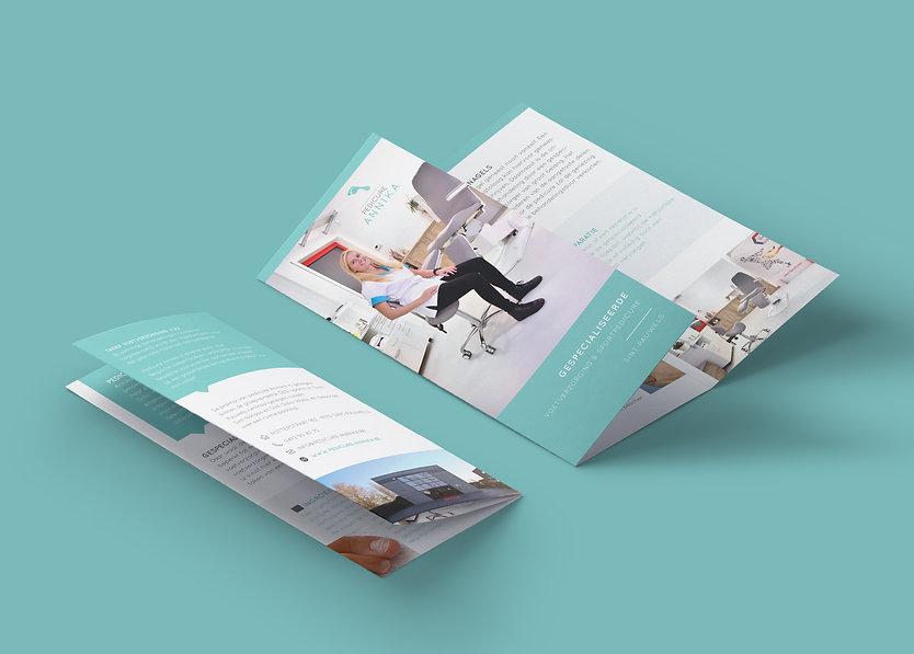 folder ontwerp, middelburg, zeeland, flyer ontwerp