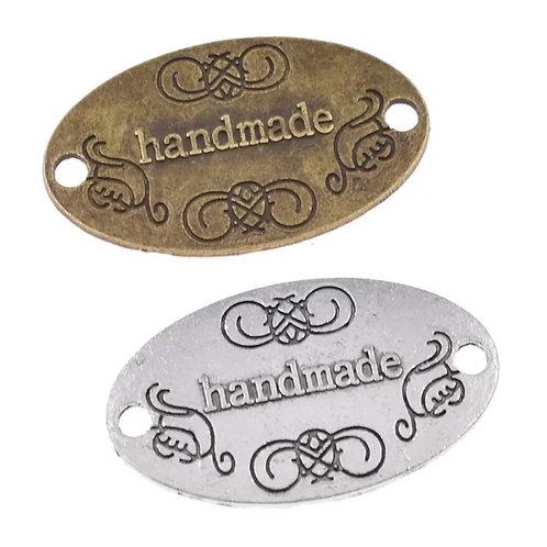 Бирки Hand Made металл