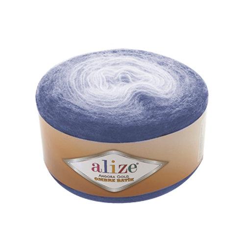 Angora Gold ombre 7303 шерсть 20% акрил 80%