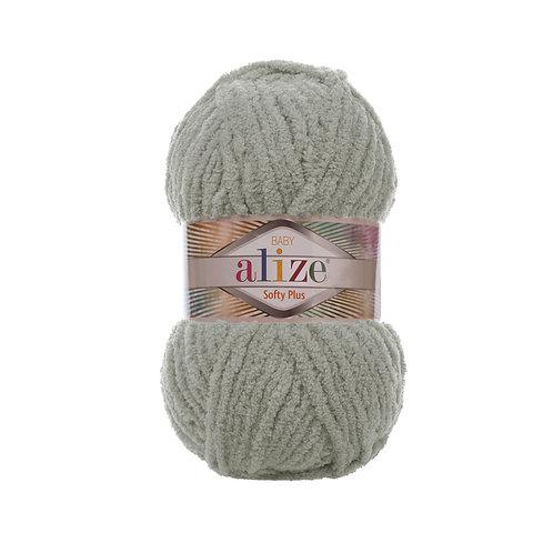 Softy Plus 296 серый микрополиэстер 100%