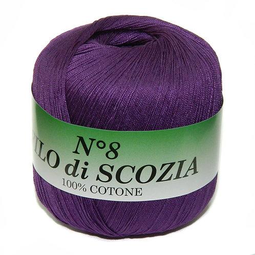 Filo 108 фиолетовый хлопок 100%