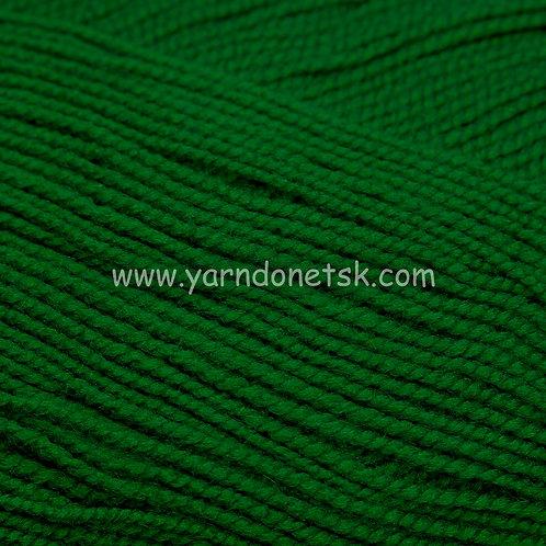 Бисерная яр зелень 480 акрил 100%