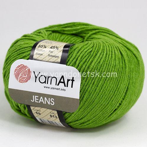 Jeans 69 хлопок 55% полиакрил 45%