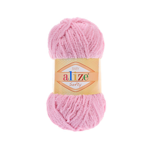 Softy 98 розовый микрополиэстер 100%