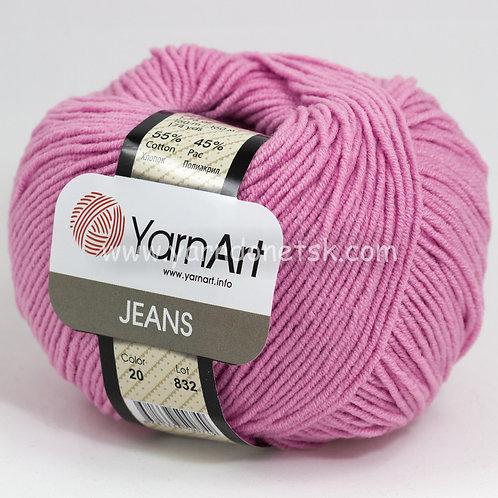 Jeans 20 хлопок 55% полиакрил 45%
