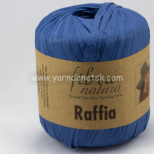 Raffia 116-10 натуральная целлюлоза 100%