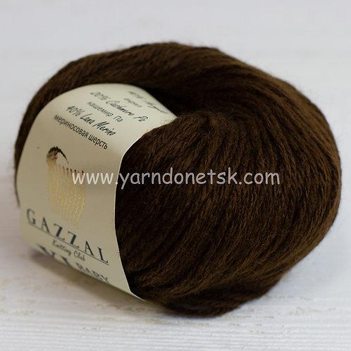 Baby wool XL 807 меринос 40% кашемир 20% акрил 40%