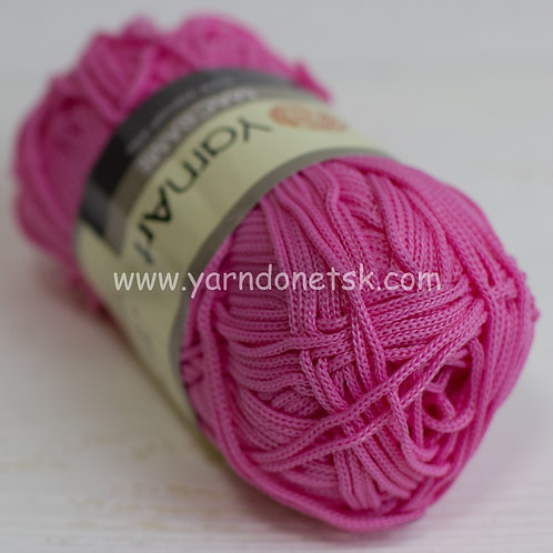 Macrame розовый 147 полиамид 100%