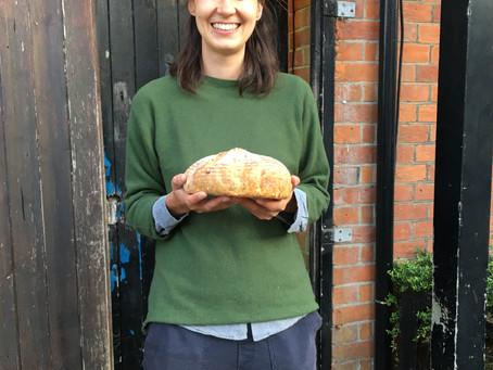 Loaf #6  Ellie Warr