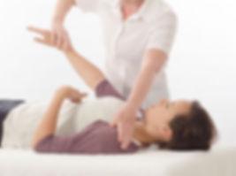 Test kinésiologie