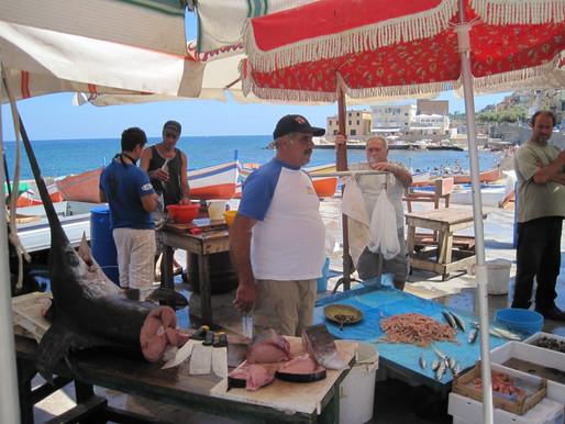 L'area destinata al settore della pesca della frazione marinara di Aspra sarà riqualificata