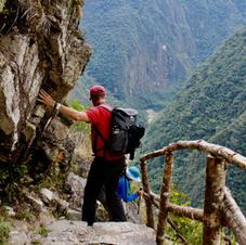 More Inca Flats - Inca Trail.JPG