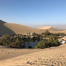 Huacanchina Oasis Peru