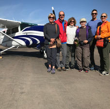 The Nazca 6 ready to fly
