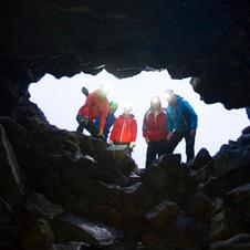 Lava Tube Exit