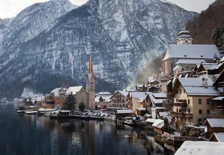 nature-waterfront-town-village-wallpaper