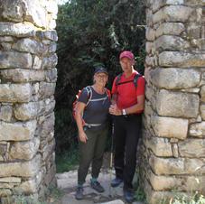 Sun gate, Inti Punku - Inca Trail