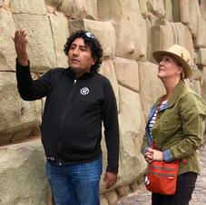Inca walls - Cuzco