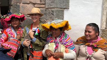 4 Ladies and a Lamb - Cuzco.jpeg