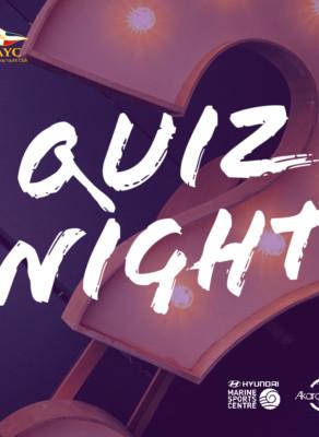 Next Quiz Night – Thursday 24 September, 7pm