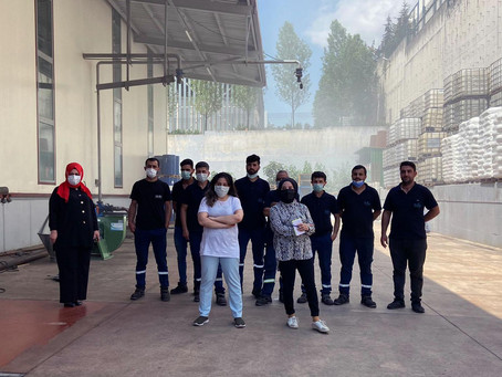 HEALTH AND SAFETY PROGRAM: FACTORY FIRE DRILLS