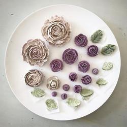 Bean Paste Flower Certificate Course