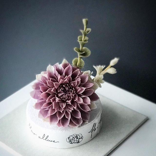 Online Bean Paste Dahlia Set