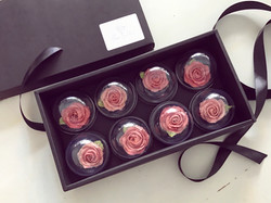Rose Cookeis 花曲奇