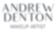Andrew Denton Makeup Artist Logo