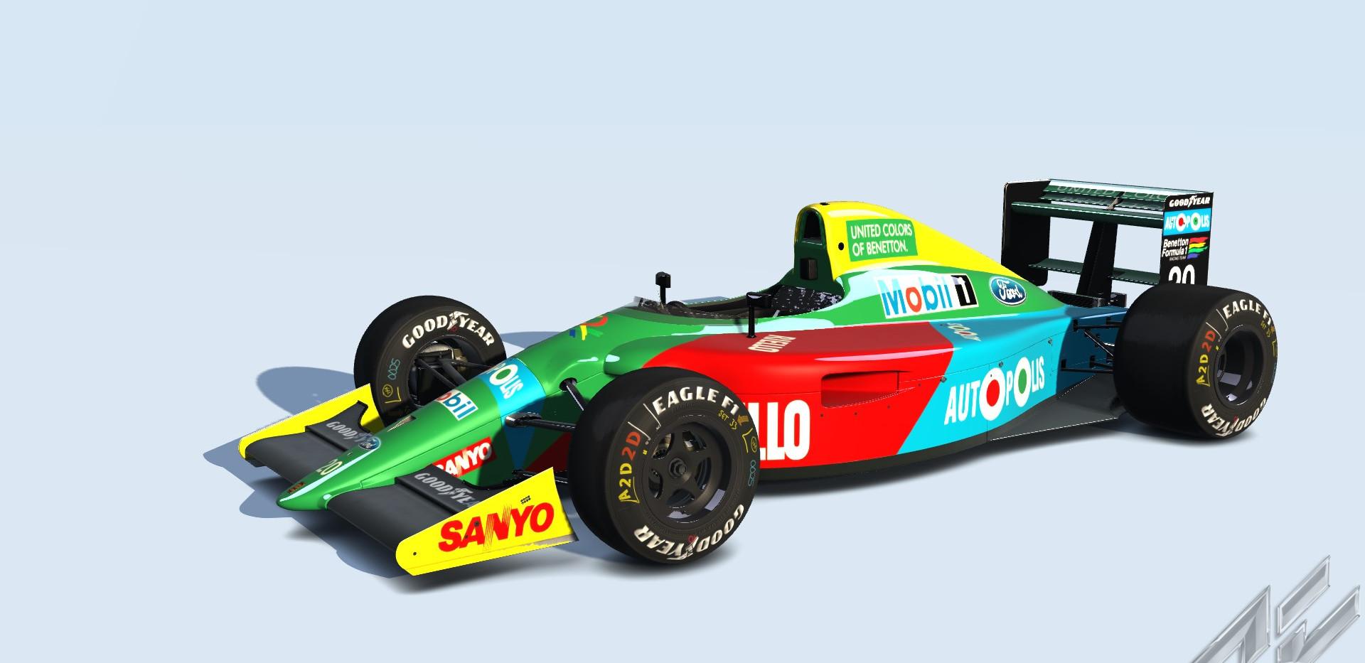 Scuderia Benetton