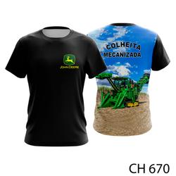 COLHEDEIRA JOHN DEERE CH670
