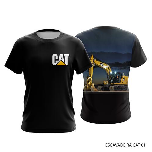ESCAVADEIRA CAT 01