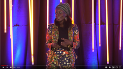 We deserve to be in this place, Dreamweavers, TedXEuston