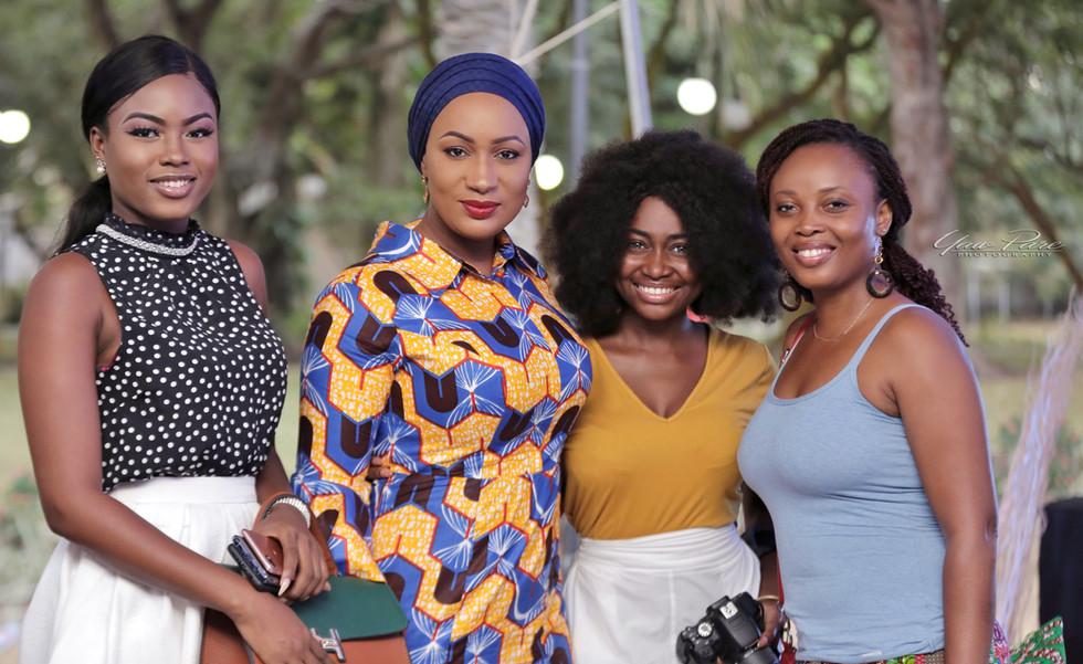 Ghana Pavilion Launch