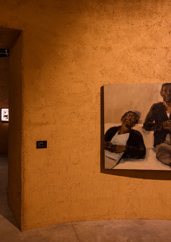 Ghana Freedom - Ghana's First Pavilion at Venice Biennale