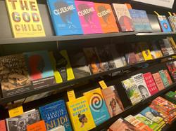 Reading at Tottenham Literature Festival