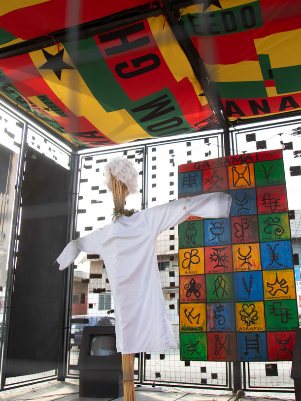 Mobile Museum - Greater Accra