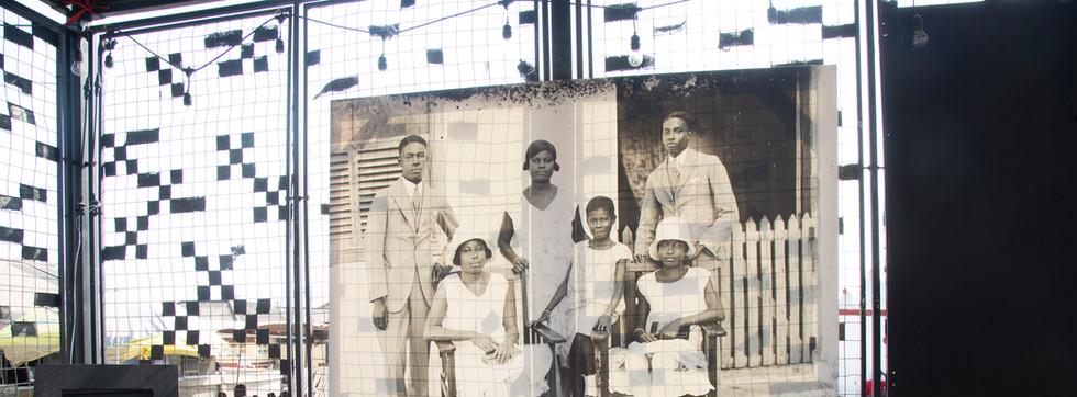 Portrait of Nat Amartefeio Family by I.K.