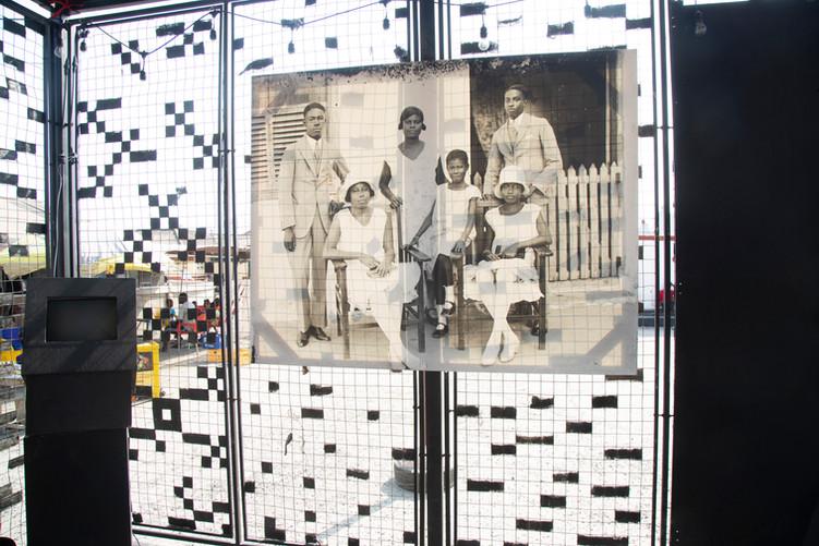 Portrait of Nat Amartefeio Family by I.K