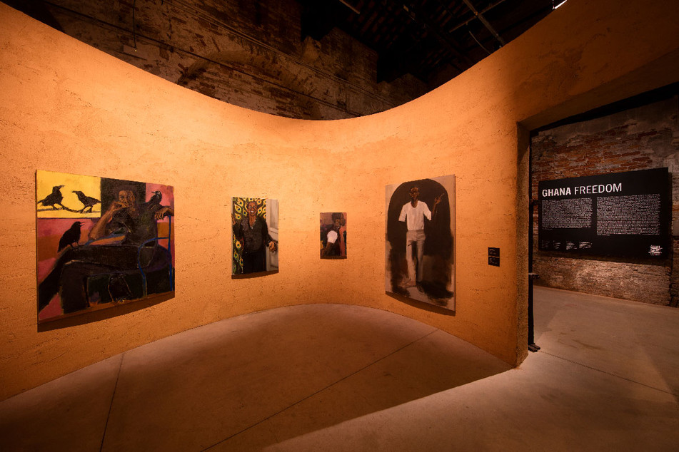 Why Ghana Chose 'Freedom' as the Theme of Its Venice Biennale Debut