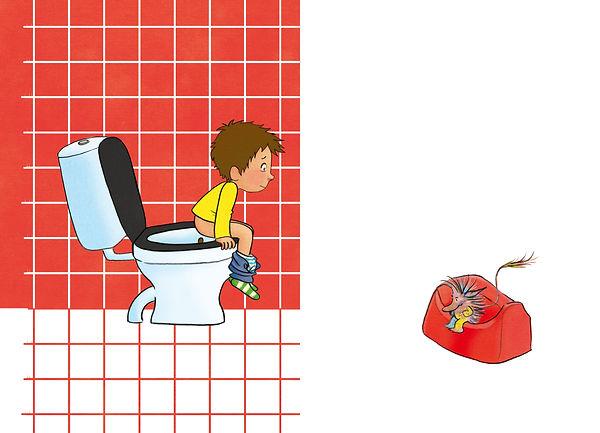 4. WC- binnenwerk kartonboeken-peuterboe