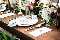 Our stunning Harvest Table_