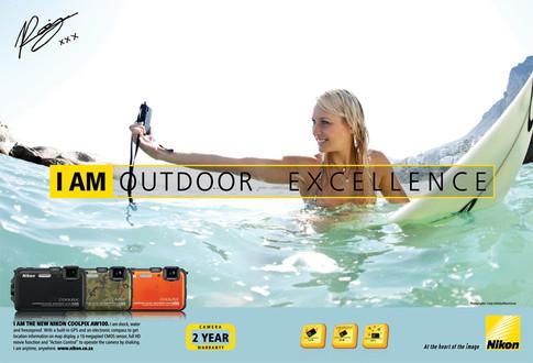 Nikon campaign