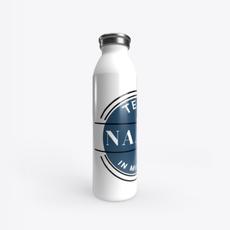 NAAMC TEENS STAINLESS WATER BOTTLE