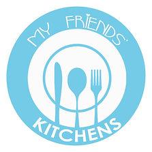 My Friends' Kitchens Logo