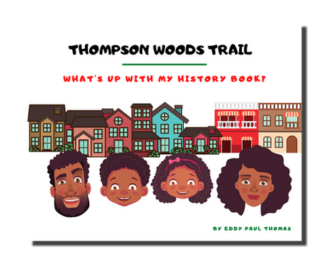 What's Up with My History Book?, By Eddy Paul Thomas